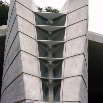 Portalfenster Uetlibergtunnel