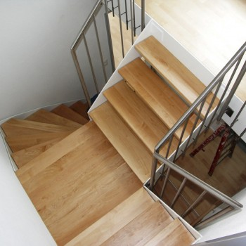 Treppe 3-läufig